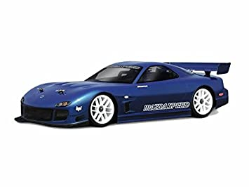 HPI RC Car 1/10 Mazda RX7 FD3S Bodyshell 200mm