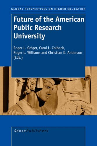 Future of the American Public Research University (Global Perspectives on Higher Education)
