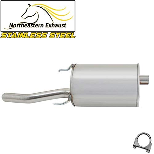 fits 2006-2009 Impala 3.9L 5.3L right passenger side exhaust muffler