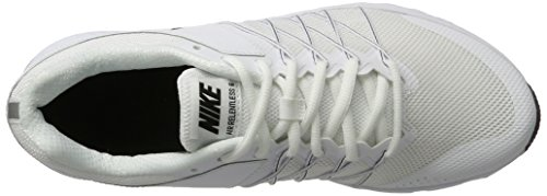 6 Black Nike Relentless Air Blanc de Chaussures Compétition Running Homme White 4qpP67wqU