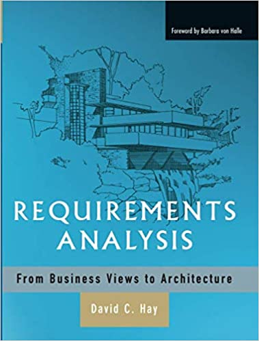 Amazon Fr Requirements Analysis From Business Views To