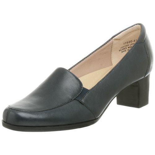 Slip TROTTERS Women's Navy On Gloria fOzaO