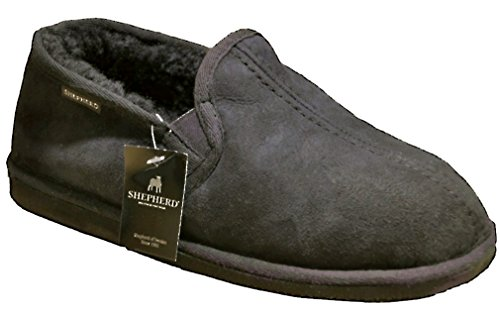 SHEPHERD - pantoufle BOSSE 450 gris (44)