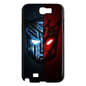 SamSung Galaxy Note2 7100 phone cases Black Transformers cell phone cases Beautiful gifts NYU45755930