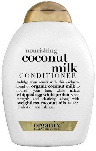Organix Nourishing Conditioner, Coconut Milk, 13 Ounce (Pack of 2)