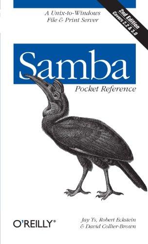 Samba Pocket Reference (Pocket Reference)