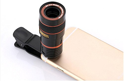 Hzj universal zoom hd clip auf handy optische
