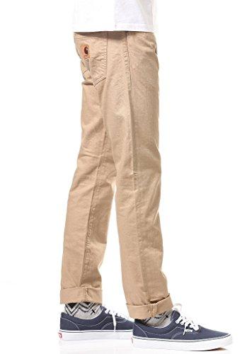 Bucaneer In Coast Carhartt Pantalone Washed Bl Pelle Blue Pant Zw05q
