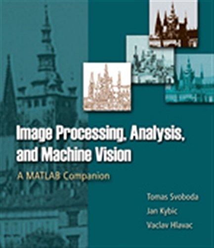 alysis & and Machine Vision - A MATLAB Companion ()