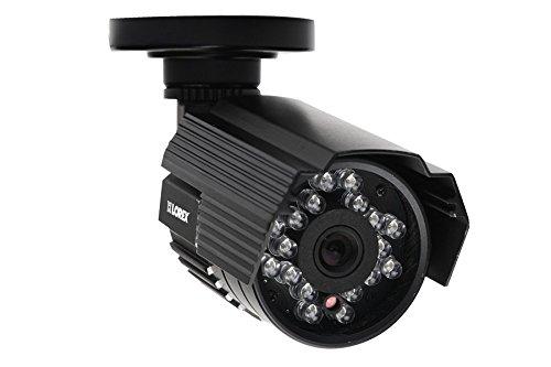LOREX SG7570AB Super Resolution Weatherproof Indoor/Outdoor Camera with Microphone (Black)