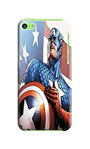Cool Harley Quinn fashionable designed lovely pattern TPU phone protection case For iphone 5c