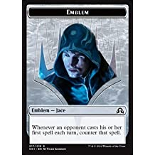 Magic: the Gathering - Emblem - Jace (017/018) - Shadows Over Innistrad by Magic: the Gathering