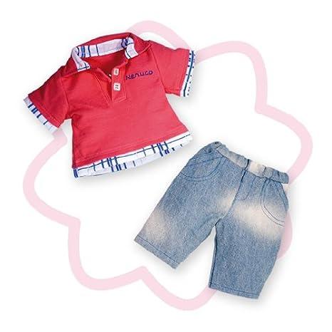 Famosa Nenuco 700006260 - Ropa de verano para bebé (niño)