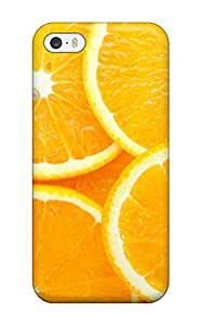 Discount Iphone 5/5s Orange Tpu Silicone Gel Case Cover. Fits Iphone 5/5s