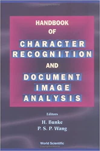 Handbook on Optical Character Recognition and Document Image Analysis