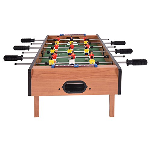 Mini Tabletop Soccer Foosball Table Game w/ Legs | Game Play Players Room Soccer Football Sports Boys Christmas Gift by Eosphorus (Image #1)