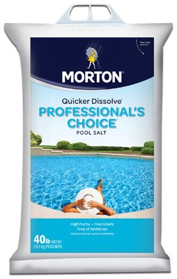 Morton Salt Pool Salt - 40 lbs.