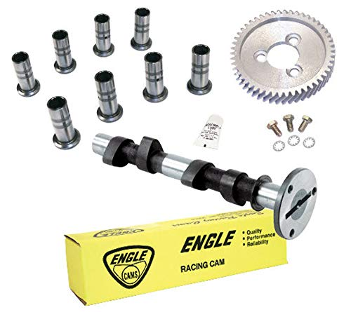 Pro-One Engle W120 Cam Kit, with Cam Gear and Lifters for Type 1, 2, 3 1600Cc