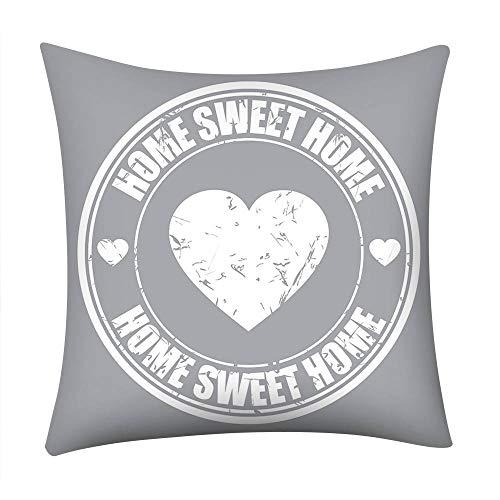 Pgojuni Fresh Style Scenery Printing Pillowcase Fashion Pillow Case Polyester Sofa Car Cushion Cover Home Decor Cover Pillow Case1pc (45cm X 45cm) (E) by Pgojuni_Pillowcases (Image #2)