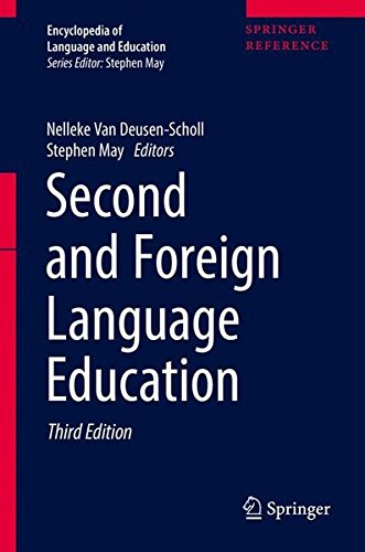 foreign language education thesis Studying a foreign language is very helpful in today's society because of the diversity that we have in our country you could run into a person of another culture that speaks another language almost anywhere and it will help if you can communicate with them.