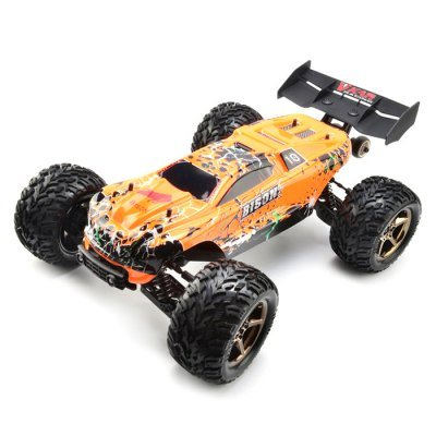 VKAR RACING BISON V2 1:10 RC Truck Frame Kit - ATR - ATR VERSION ORANGE