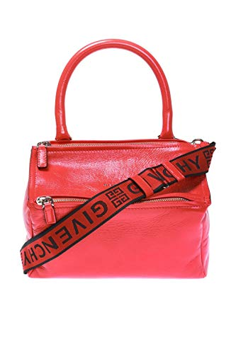 (Givenchy Women's Bb500ab0e8629 Red Leather Shoulder Bag)