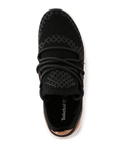 Knit Chuk Trainers Black Flyroam Go Timberland CA1SRO SxwCvv