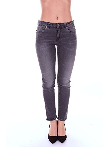 PINKO JEAN 1J107LY417 Jeans Femme Gris