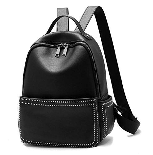 à sac femmes dos de PU cuir en souple décontracté Sac main à multifonctionnel  22 sac mode de UWYOI4n4q