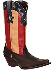 Durango Womens Crush Stars and Stripes Western Boot