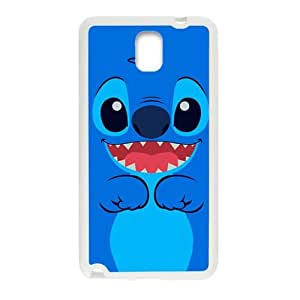 Blue Smurfs Cell Phone Case for Samsung Galaxy Note3