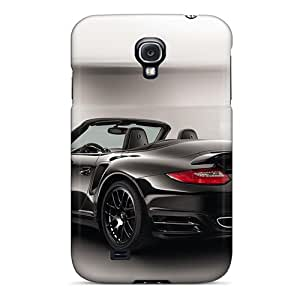 Protective Cases With Fashion Design For Galaxy S4 (porsche Turbo S 918 Spyder)