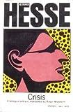 Crisis, Hermann Hesse, 0374512515