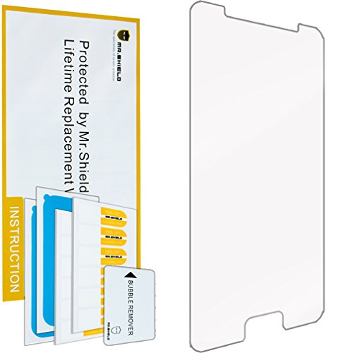 Tempered Glass Screen Protector for Samsung Galaxy A3 - 8