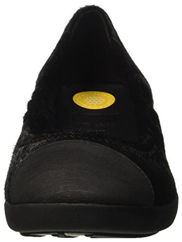 Ballerine Black Fitflop Tm F Nero Pop Interest Donna 06vqaIw