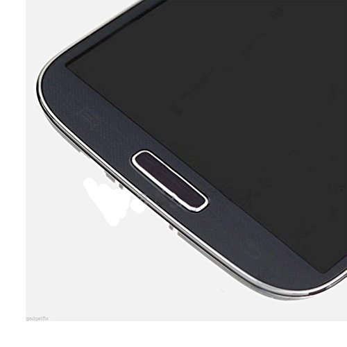 Cellphoneage for Samsung Galaxy S4 SIV New LCD Screen Replacement With Frame Black(GSM Models - T-Mobile M919 AT&T I337)Full Set Display Digitizer Assembly With Free Christmas gifts + Tool Kits