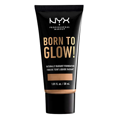 NYX PROFESSIONAL MAKEUP Born To Glow Naturally Radiant Foundation - Neutral Buff
