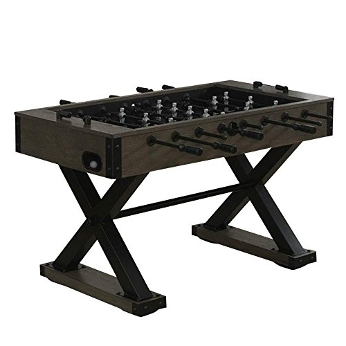 American Heritage 545638 Element Foosball Table, Black