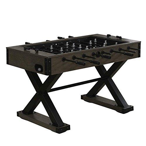 American Heritage Element Foosball Table 545638, Black