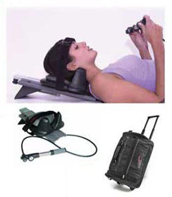 Neck Traction Therapy Device by ComfortTrac