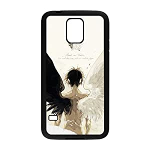 Angel boy Cell Phone Case for Samsung Galaxy S5