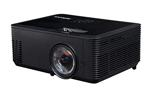InFocus IN138HDST DLP 1080p 4000 Lumens Short Throw, 3X HDMI, VGA, 3D and Wi-Fi Ready TechStation Projector