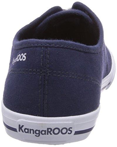 5080 vulca dk Donna Basse blau Sneaker Blu 460 K Kangaroos Navy 8w7n11
