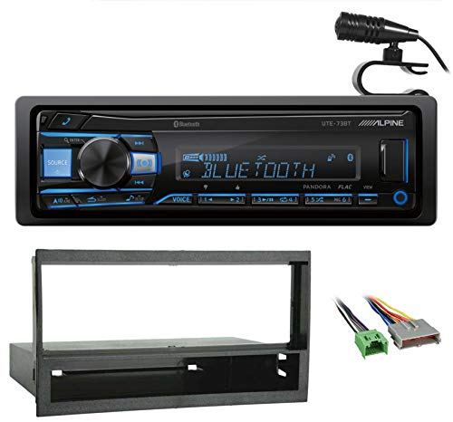 Alpine Digital Media Bluetooth Stereo Receiver for 1998 Ford - Ford F-250 Advantage