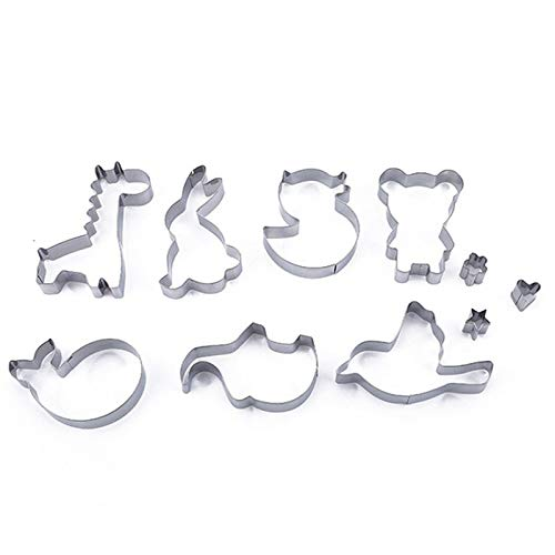 (3d Cutter - 10pcs Lot Halloween Series Stainless Steel Cutters Pumpkin Witch Hat Skull Ghost Biscuit Baking - Tools Decorating Organizer Sugar Mould Mold Fondant Cutter Biscuit Cooki Cake Deadp)