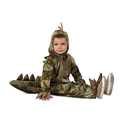 Princess Paradise T-Rex Child's Costume, X-Small Green: Toys & Games
