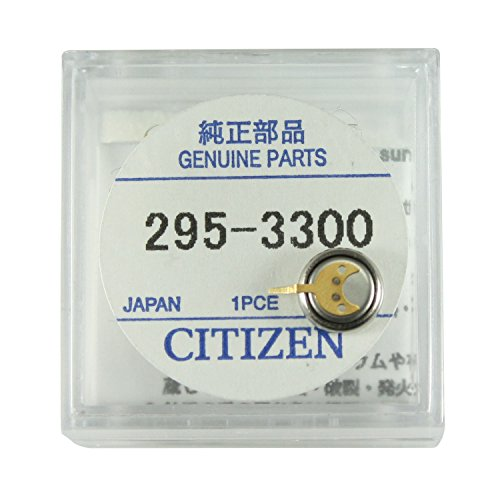 Original Citizen Capacitor Battery 295-33 for Eco-Drive