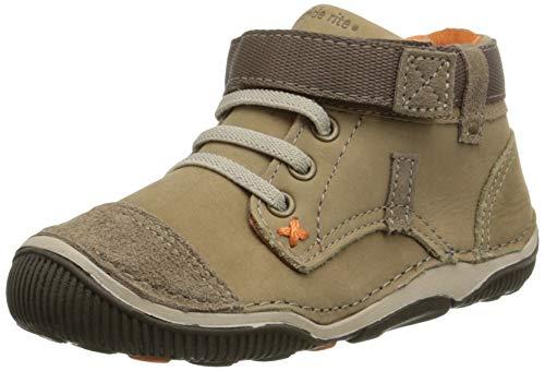 Stride Rite SRTech Garett Boot (Toddler), Brown, 4.5 M US Toddler