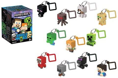 Minecraft Series 3 2-Inch Backpack Hanger Figure Witch