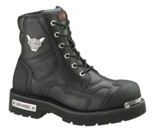 Harley-Davidson Men's Stealth Riding Boot,Black,9.5 M (Riding Davidson Harley)